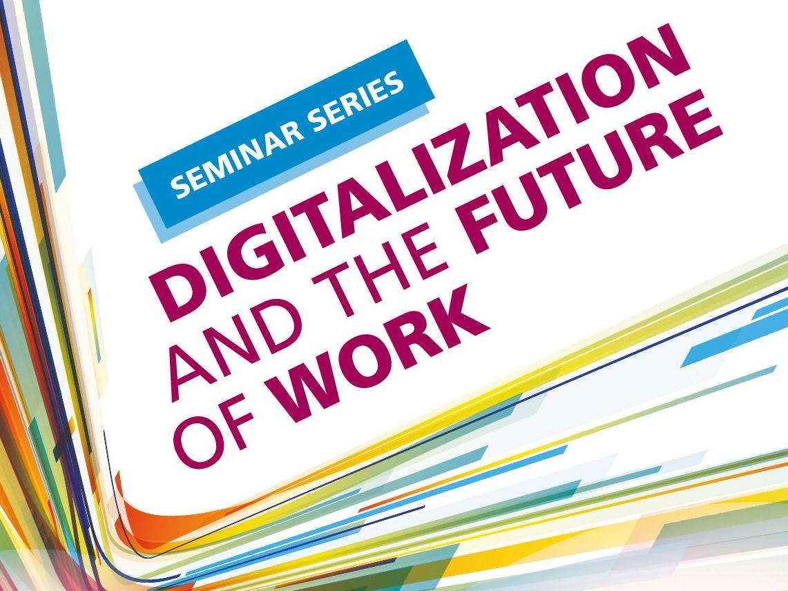 Digitalization and the future of work