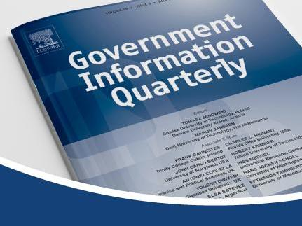 Technological frames in public administration: What do public managers think of big data ?