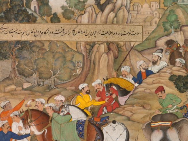 International Symposium : Islamicate Historiography of India