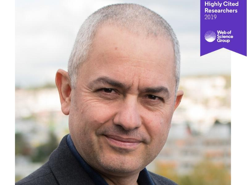 Prof. John Antonakis included in the ranking of highly cited researchers