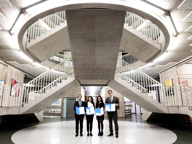 Academic excellence: thesis prizes winners 2019