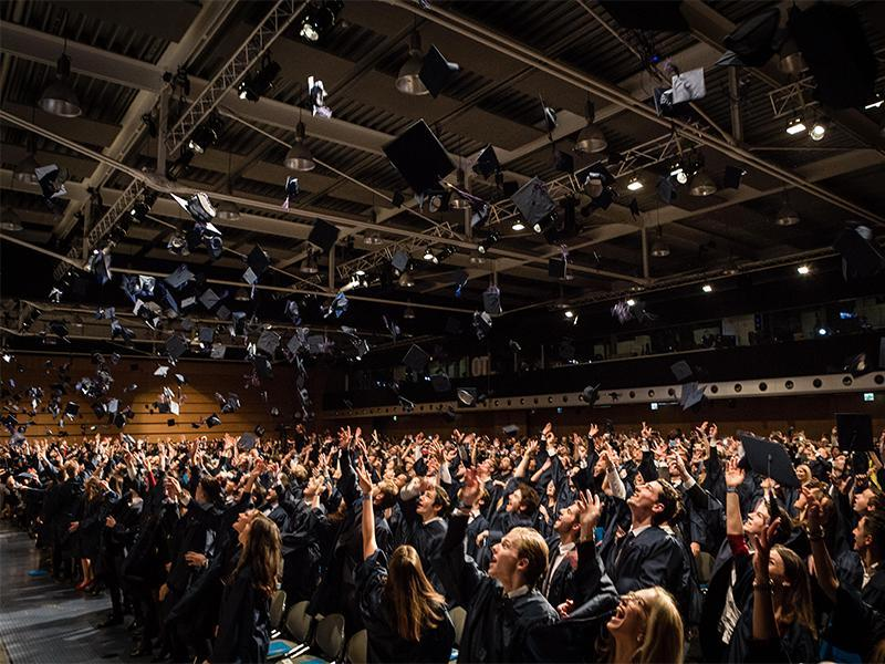Graduation ceremonies 2019: magic moments!