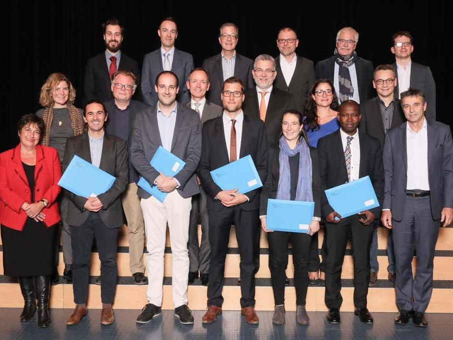 Doctorats en administration publique 2019