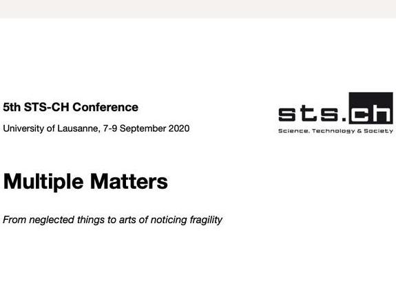 5th STS-CH Conference - Swissmeeting STS