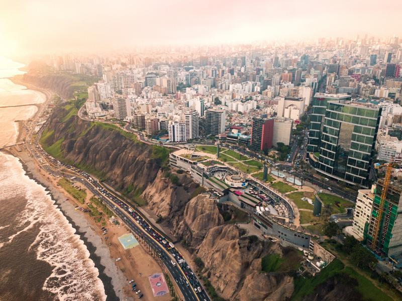 New exchange agreement with the Universidad del Pacífico in Peru