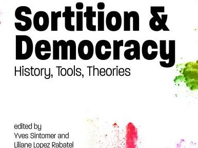 Parution de «Sortition & Democracy» (Imprint, 2020)