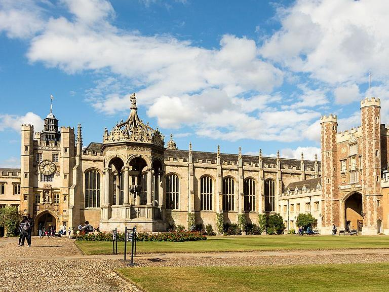 Nouvel accord avec l'Université de Cambridge