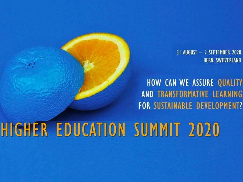 Appel à contributions pour le HIGHER EDUCATION SUMMIT 2020