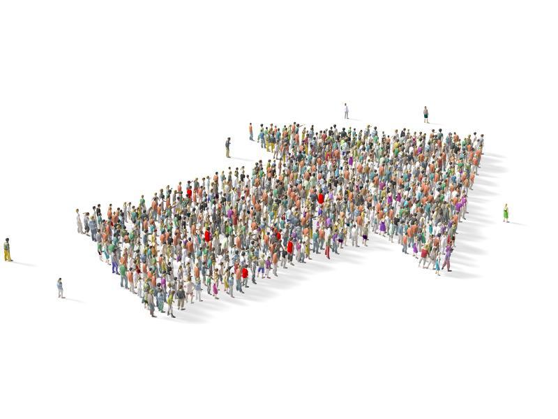 Can social influence drive collective behavior change in public policies and organizational culture?