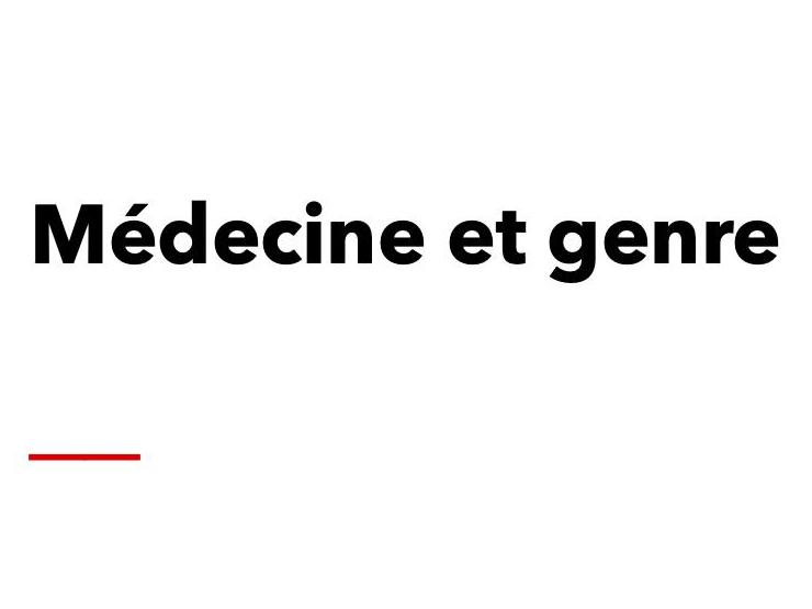 Publication - «Gender awareness among medical students in a Swiss University»