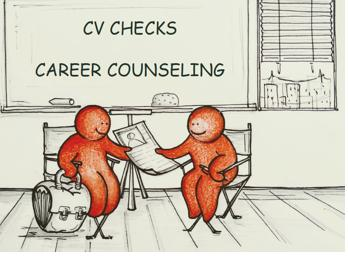 CV checks and Counseling-any time!