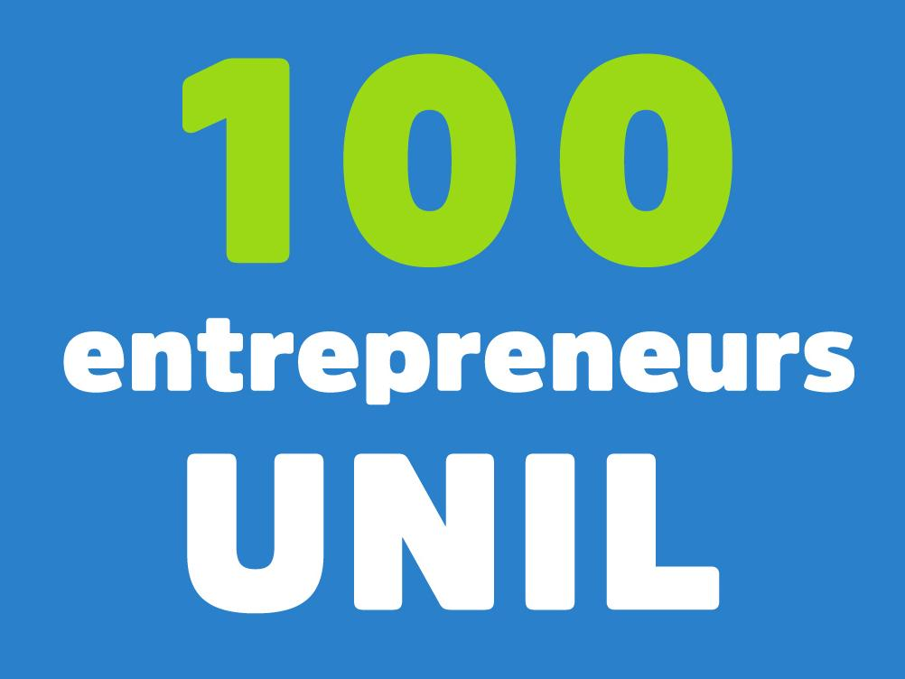 "100 entrepreneurs UNIL : Davide Staedler named ""Best CEO 2020"""