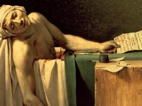 "On the knife's edge: the ""unlimited freedom of the press"", from Jean-Paul Marat to cyberterrorism"