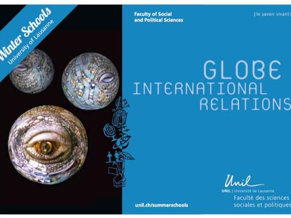 GLOBE 2021 - International Relations winter school