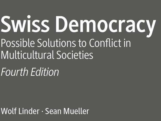 "Un manuel sur la politique suisse en open access: ""Swiss Democracy"""