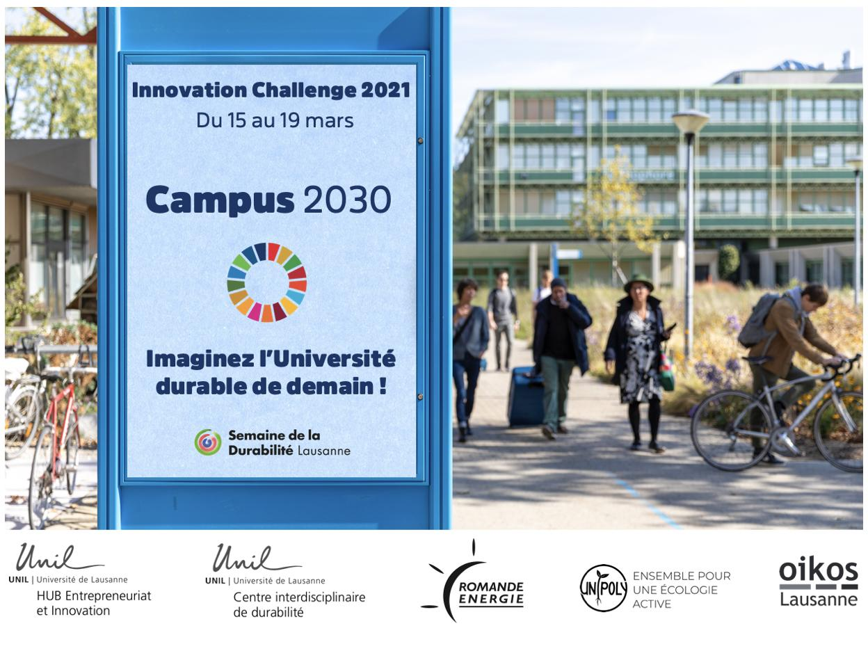 Campus 2030 : Imaginez l'Université durable de demain