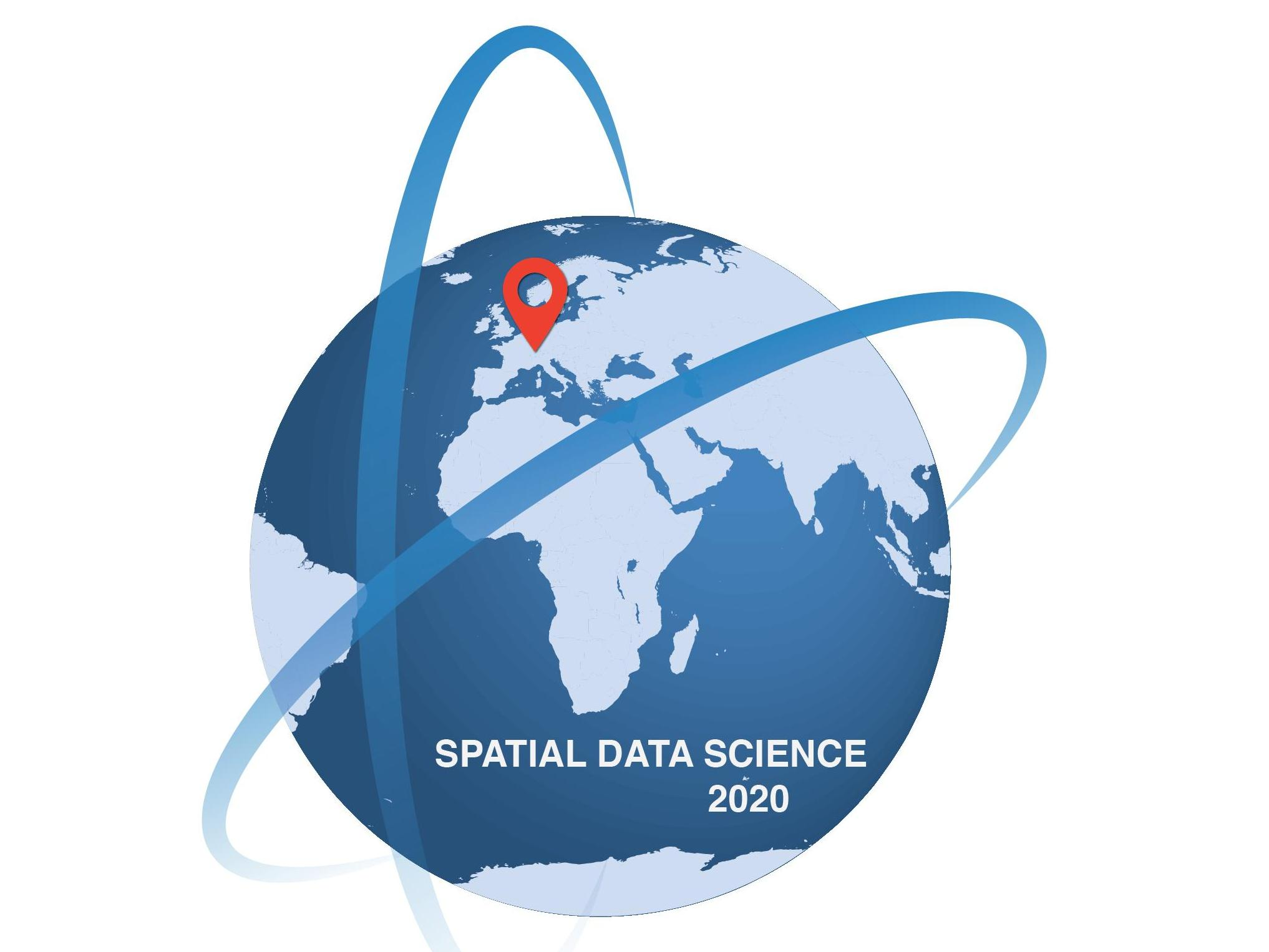 SPATIAL DATA SCIENCE -Virtual Scientific Meeting , June 8-11, 2021