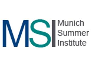 SGS department members present their research at the Munich Summer Institute 2021