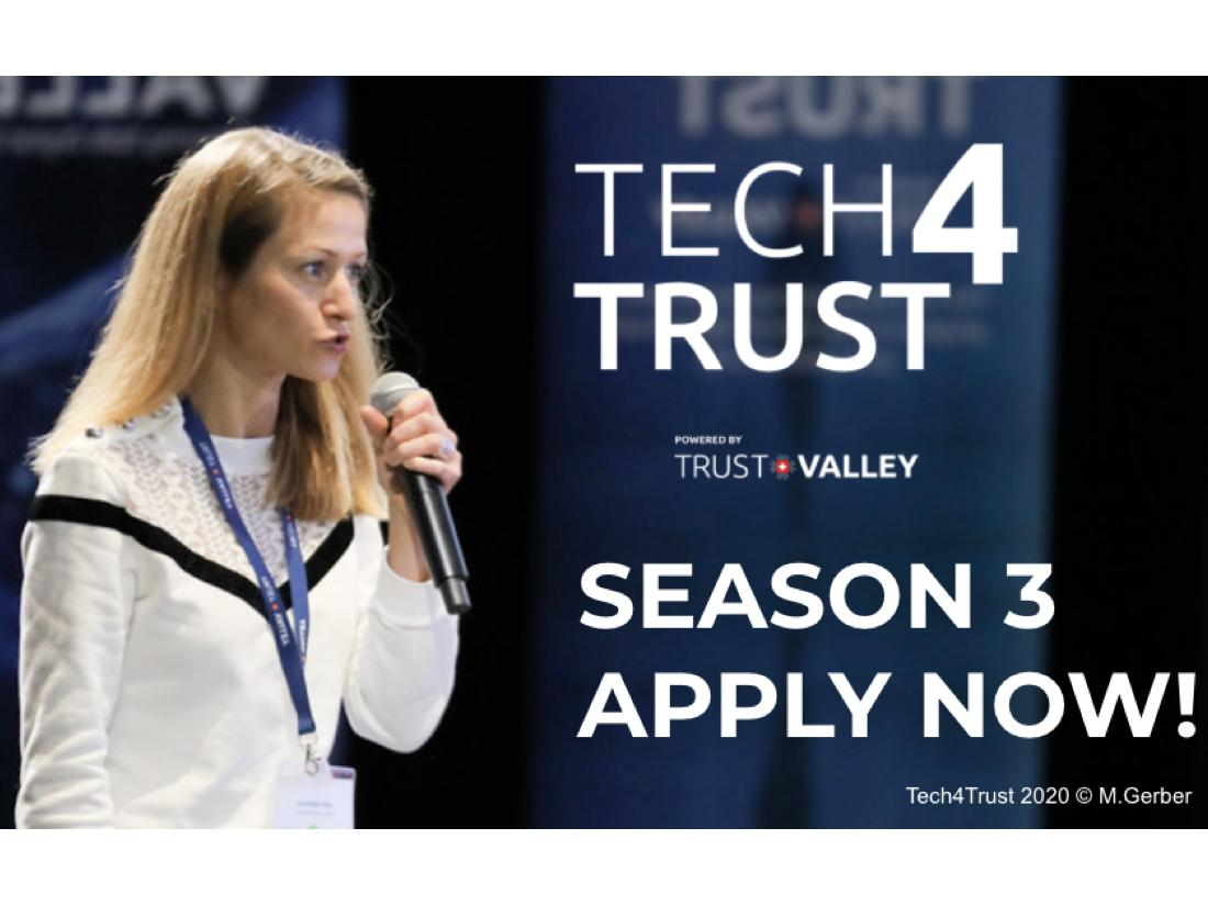 CALL for Startups : Tech4Trust is back