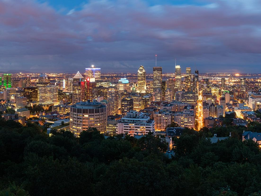 Scholarships for a stay in Montreal