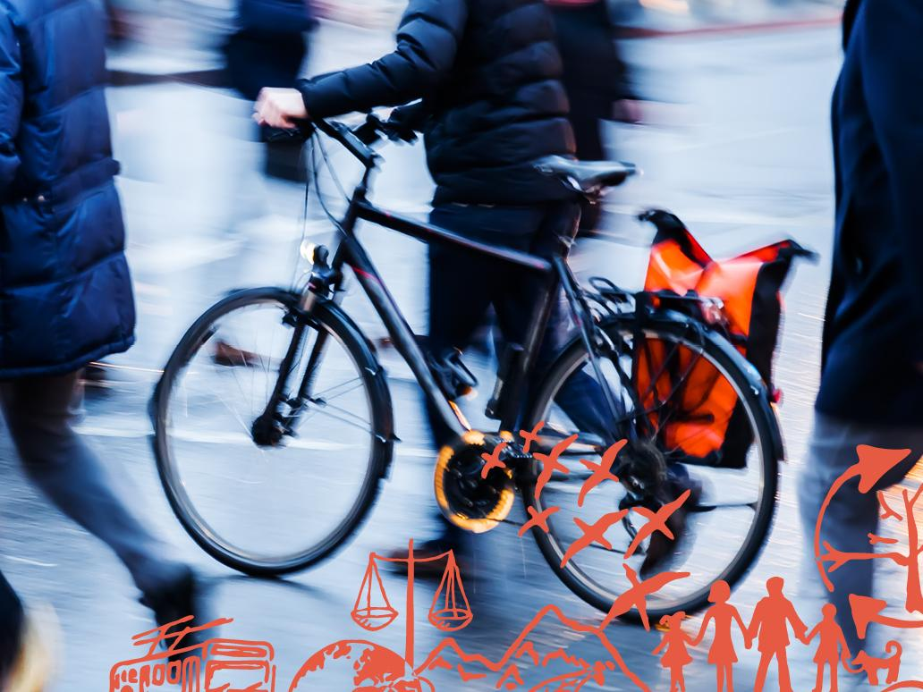 Promoting Active Mobility with Ecolinguistics