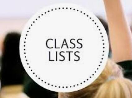 Updated Class lists for EC, ILA and IELL